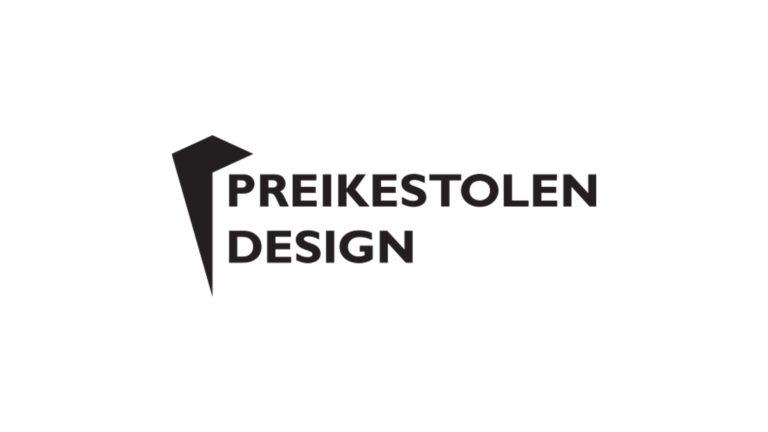Logo - Preikestolen Design